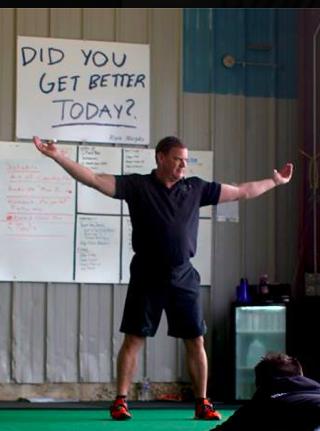 Dan John Strength Coach
