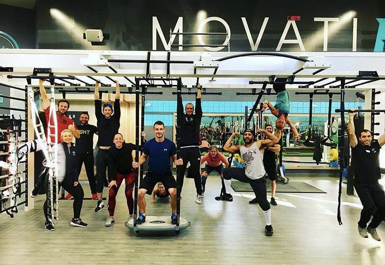 Movati Athletic Personal Training